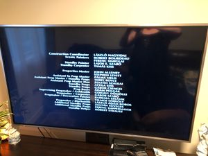 Panasonic 65 inch tv about six or seven years old for Sale in Arlington, WA