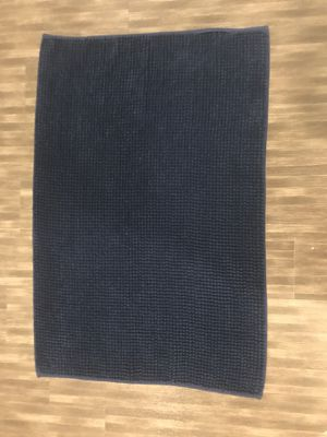 Dark Blue Bathroom/Kitchen Sink Rug for Sale in Los Angeles, CA