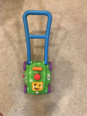 mower with music for Sale in Gaithersburg, MD