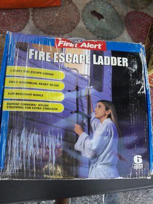 Fire escape ladder for Sale in Tampa, FL