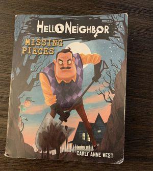 Hello neighbor book for Sale in Fontana, CA