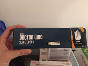 Doctor Who Sonic Spork - new for Sale in Washington, DC