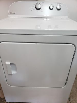 Whirlpool electric dryer with warranty for Sale in Fairfield, CA