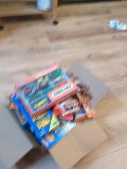 Never Opened Hot Wheels And Matchbox Cars (Some Are Rare) for Sale in Newberg,  OR