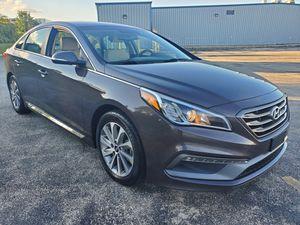 2015 Hyundai Sonata Sport 101k Miles for Sale in South Elgin, IL