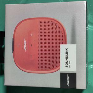Bose Soundlink Micro Orange Color for Sale in Garden Grove, CA