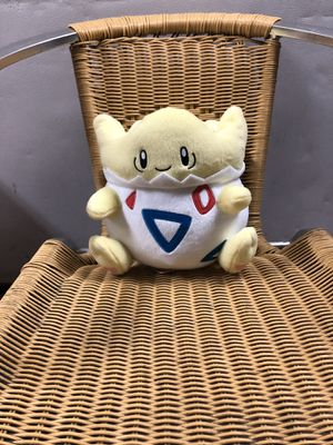 Togepi Pokemon stuffed toy for Sale in Los Angeles, CA