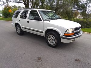 2002 Chevy Blazer for Sale in Addison, IL