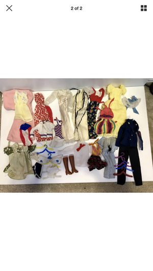 Vintage 1960's Barbie Clothing Lot for Sale in Everett, WA