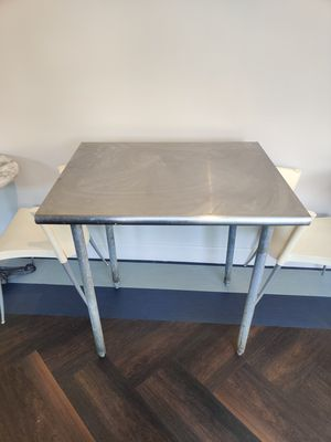 Prep/Work Table for Sale in San Antonio, TX