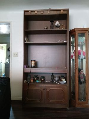 2 used bookshelves for Sale in Madera, CA