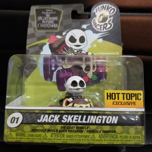 Jack Skellington NBC Funko Racers Exclusive for Sale in Gilbert, AZ