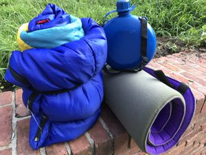 4 pcs Boy Scout Camping set for Sale in Millersville, MD