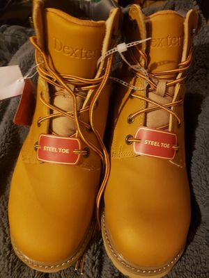 Work boots steel toe for Sale in Menifee, CA