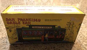 San Francisco Cable Car Souvenir for Sale in Las Vegas, NV