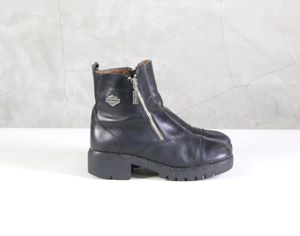 Harley Davidson women's ankle boots size 8.5 zippers for Sale in Portland, OR