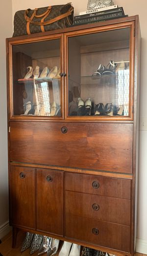 Antique China Cabinet, Armoire, Buffet for Sale in New York, NY