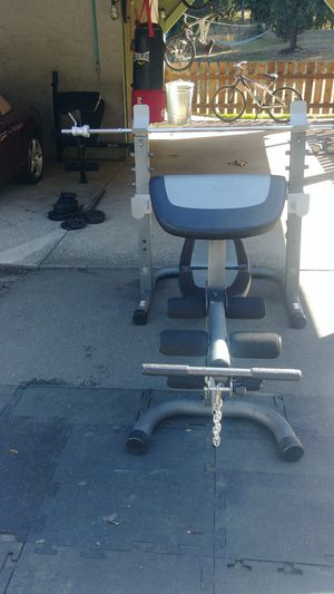 Weight bench!! for Sale in Shelton, WA