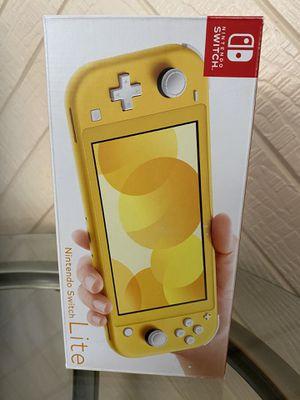 Nintendo Switch Lite 32GB BRAND NEW! for Sale in Scottsdale, AZ