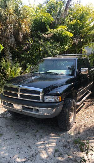 97 Dodge Ram 2500 Short Bed for Sale in Cape Haze, FL