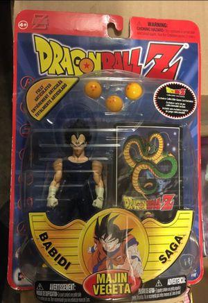 Majin vegeta babidi saga Dragon ball z action figure for Sale in Oakley, CA