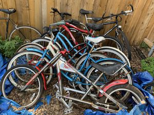 Various bikes for sale for Sale in Dallas, TX