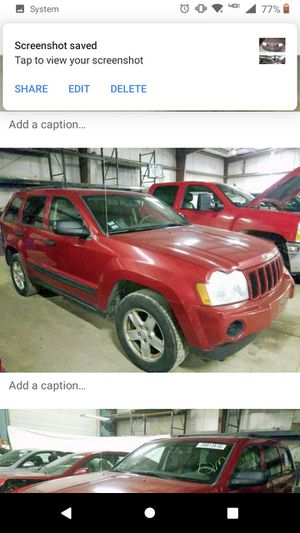 2005 Jeep Grand Cherokee for Sale in Ottumwa, IA