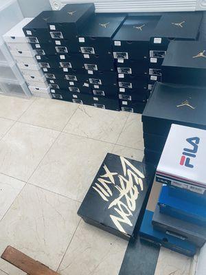 Empty Jordan boxes for Sale in Miami, FL
