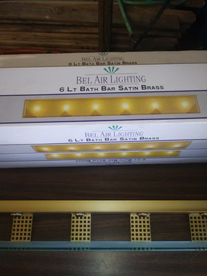 Variety of light fixtures for Sale in Oklahoma City, OK