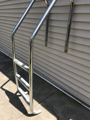 Pool ladder for Sale in Buffalo, NY