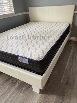 Cal king beds with mattress included for Sale in San Gabriel, CA