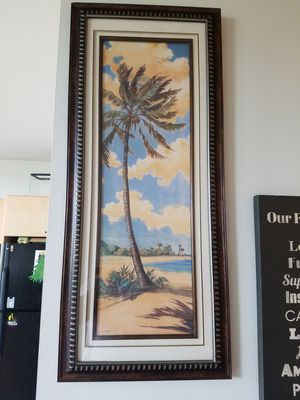Wall picture. W 50cm - H 100cm for Sale in Cleveland, OH