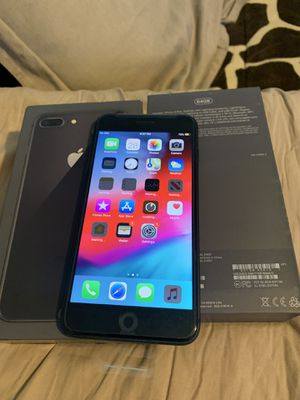 iPhone 8plus 64GB TMovil for Sale in Houston, TX