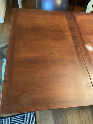 Expanding dining table for Sale in North Palm Beach, FL
