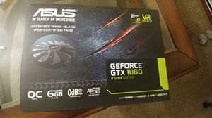 GTX 1060 for Sale in Fresno, CA