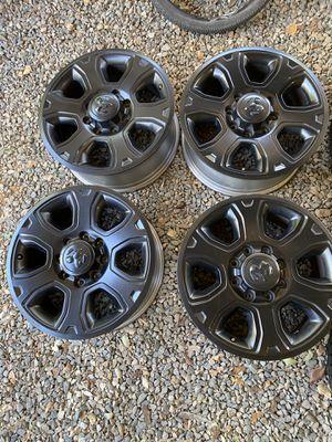 "20"" Ram Heavy Duty Wheels for Sale in El Dorado Hills, CA"