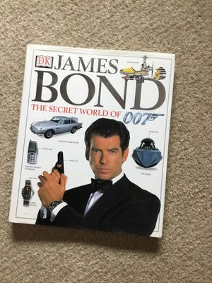 James Bond Book for Sale in Waynesburg, PA