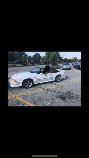 89 foxbody mustang gt cobra for Sale in Columbus, OH