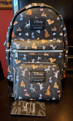 Loungefly Dogs mini backpack for Sale in Fresno, CA