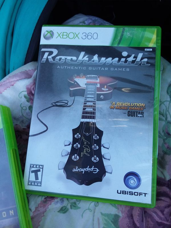 MAKE ME A REASONABLE OFFER // ROCKSMITH XBOX 360 GAME
