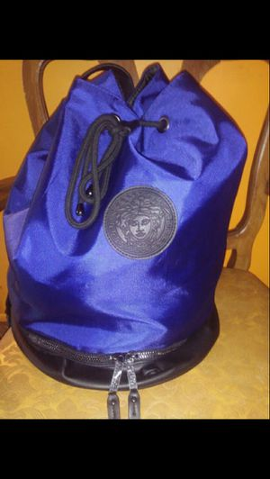 Brand new Versace backpack for Sale in Brooklyn, NY