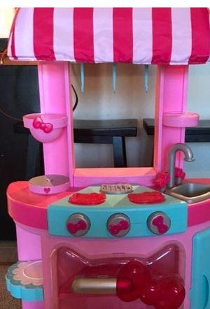 Hello kitty play kitchen for Sale in Phoenix, AZ