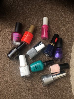 All nail polish a $1!!!! Or all for $7 for Sale in Salinas, CA