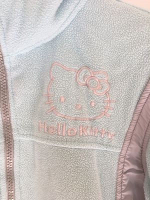 Kids blue hello kitty jacket for Sale in Morrisville, NC