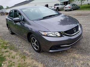 2015 Honda civic ex for Sale in Upper Arlington, OH