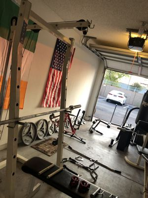 Olympic Weight Lifting Set for Sale in Tempe, AZ