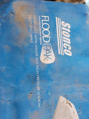 flood light brand new for Sale in Troy, KS
