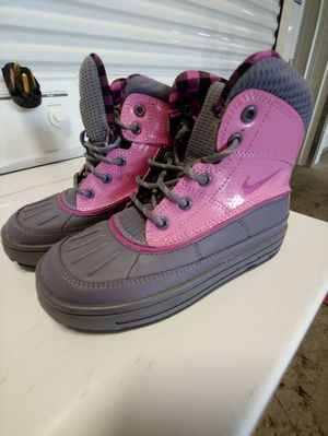 Girls Nike Boots Size 12c for Sale in West Allis, WI