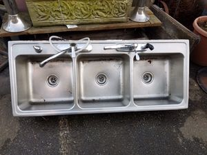 Commercial Grade Stainless Steel Sinks for Sale in Seattle, WA