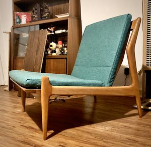 Danish modern KOFOD LARSEN lounge chair for Sale in Los Angeles, CA